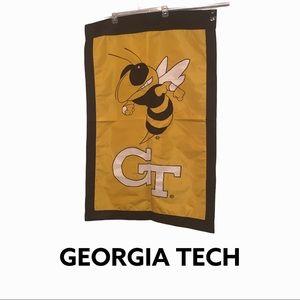 Outdoor Flag Georgia Tech